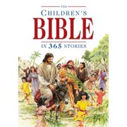 The Children's Bible in 365 Stories (Hardcover)