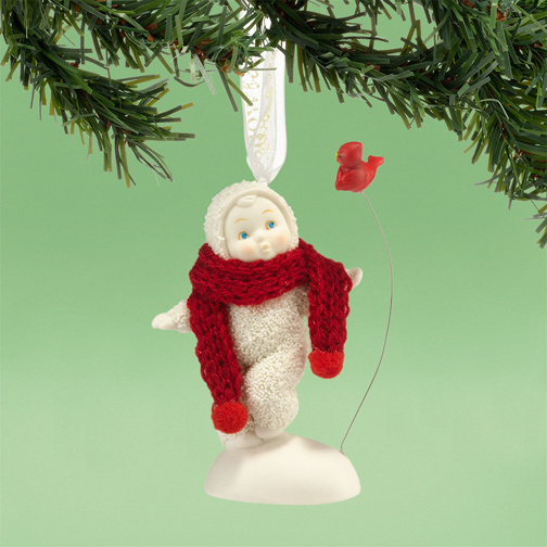 Department 56 Snowbabies 4031784 Sweet Duet Ornament 2013