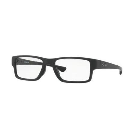 7c05acf95cb OAKLEY Eyeglasses AIRDROP MNP (OX8121-01) Satin Black 55MM - Walmart.com