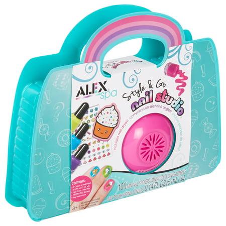 ALEX Spa Style and Go Nail Studio