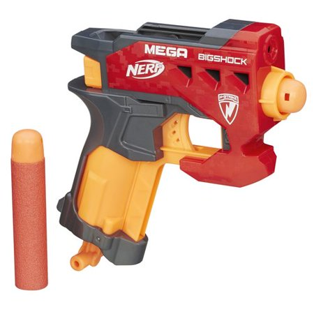 PHOTO: The Nerf N-Strike Elite Demolisher 2-in-1 blaster.