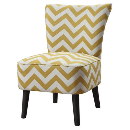 Miraculous Emerald Home Chevron Accent Chair Ocoug Best Dining Table And Chair Ideas Images Ocougorg