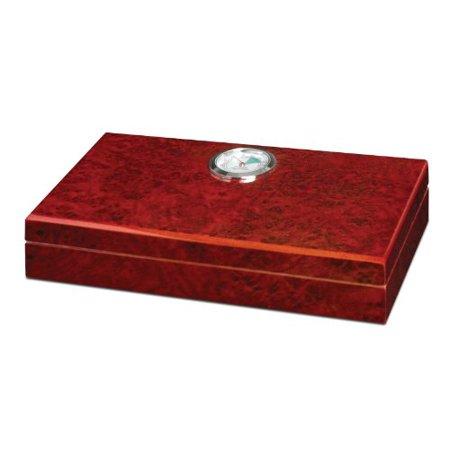 Visol Beryl Travel Cigar Humidor - Holds 4 Cigars - image 1 de 1
