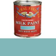 General Finishes Key West Blue Milk Paint, Pint