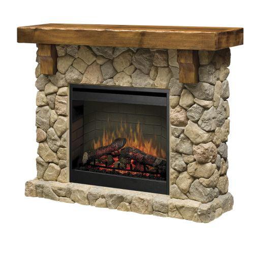 Dimplex SMP 904 ST Fieldstone 26 Inch Electric Fireplace Walmartcom