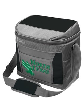 North Texas Mean Green Coleman 9-Can 24-Hour Soft-Sided Cooler