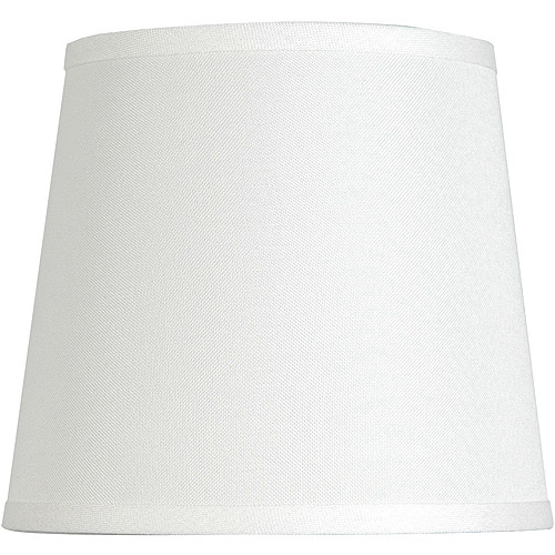 Better Homes and Gardens Textured Lamp Shade, Off White