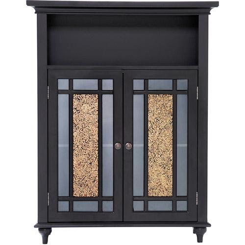 Elegant Home Fashions Deshler Double Door Floor Cabinet
