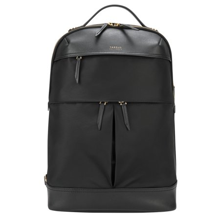 Targus 15u0022 Newport Laptop Backpack, Black - TSB945BT
