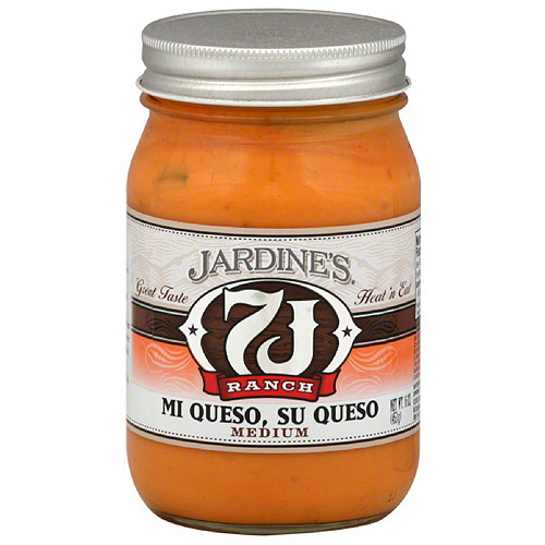 Jardine's 7J Ranch Mi Queso, 16 oz (Pack of 6)