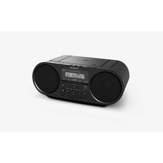 3cee9230ff0713 Sony ZS-RS60BT Personal Audio System - Walmart.com