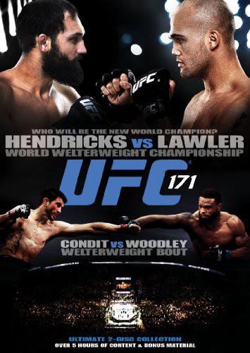 UFC 171 ( (DVD)) by Starz