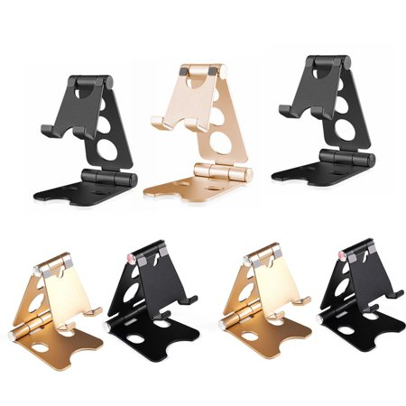 Multifunctional Small Size Universal Aluminum Alloy Tablets Smartphone Stand - image 2 de 6