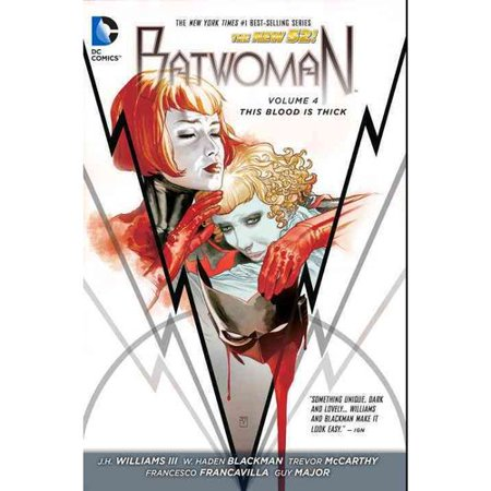 Batwoman 4: This Blood Is Thick by