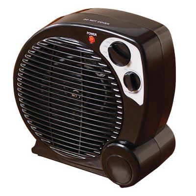 Midea International Trading HB-211T Compact Fan-Forced Heater