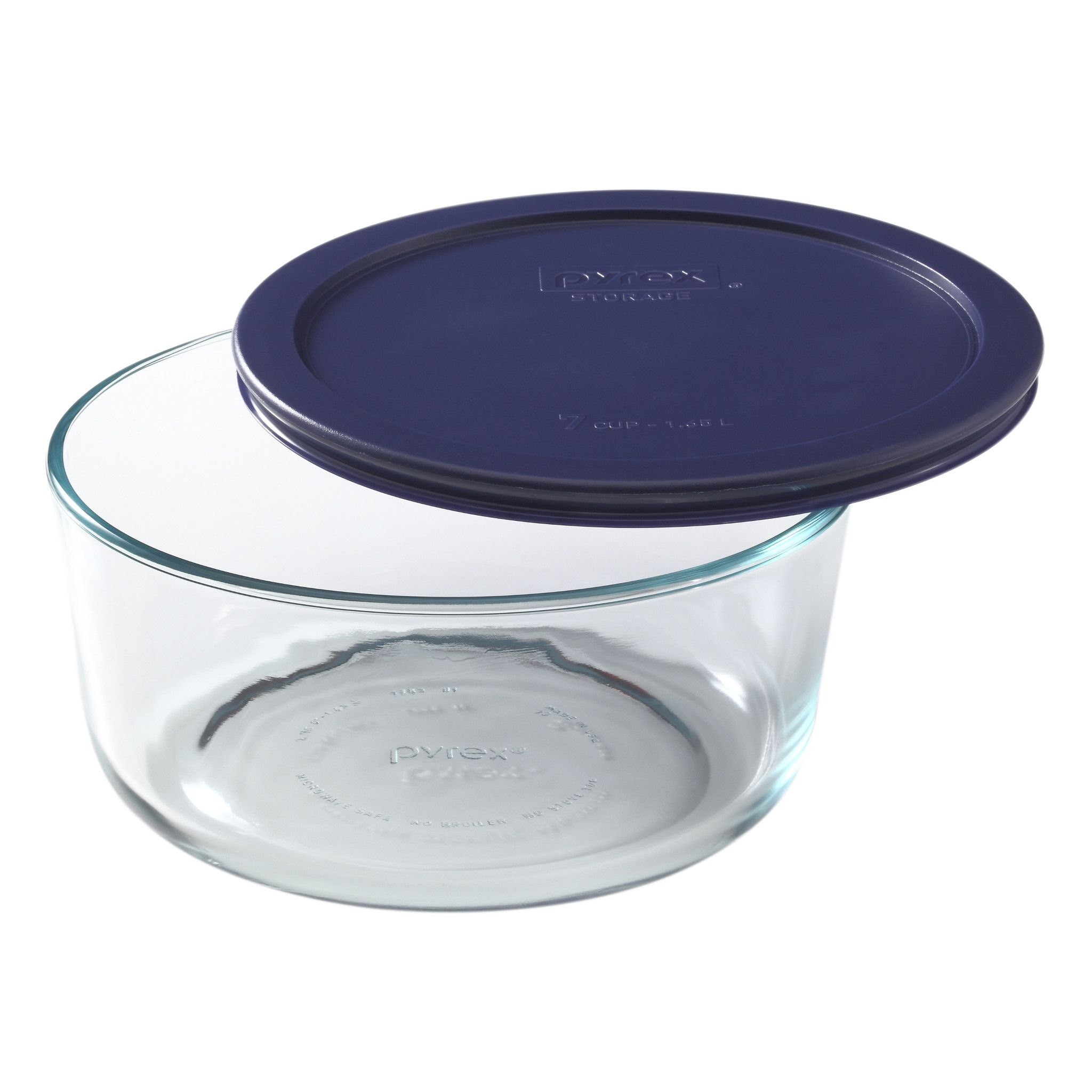 Pyrex Glass Storage with Lid 7 Cup, 1.0 CT