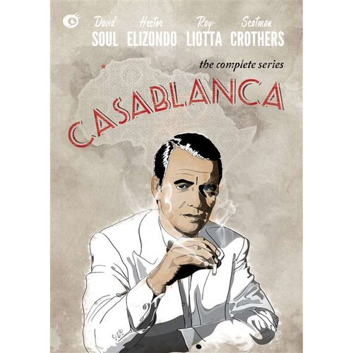 Casablanca: The Complete Series (1983) (Full Frame)