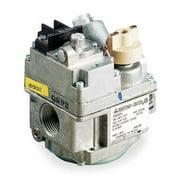 ROBERTSHAW 700-400 Gas Valve, NG/LP, Standing Pilot, 24VAC, 3.5 in wc, Combination