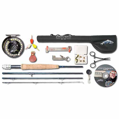 Wright & McGill Plunge Fly Fishing Collection by Wright & McGill Co.