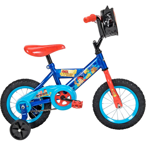 "12"" Huffy Disney Jake and the Neverland Pirates Boys' Bike, Blue"