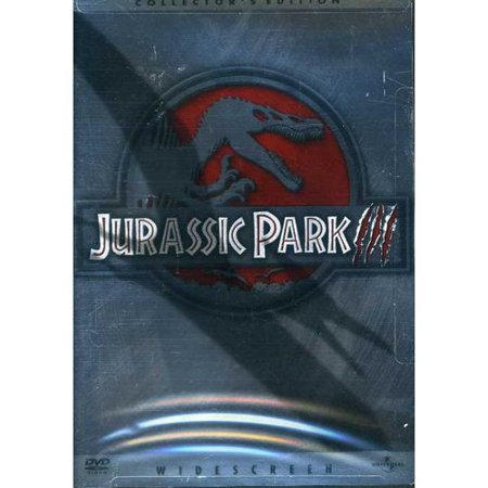 Jurassic Park III (Widescreen, Collector's Edition) - Jurassic Park Decorations