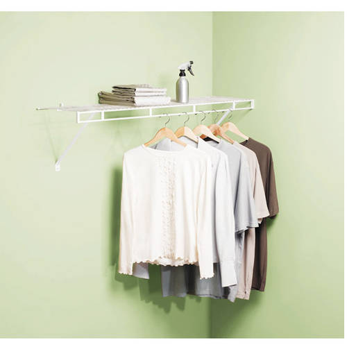 Rubbermaid 4' Wardrobe Shelf Kit
