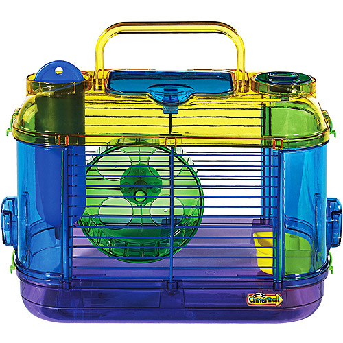 Super Pet CritterTrail Hamster Portable Petite Habitat