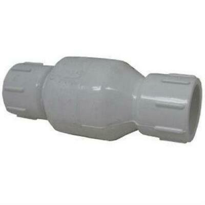 Flo-Controls 1011-10 Valve, Check 1in. S x S Spring Manufacturer: Flo-Controls ;Product Type: Plumbing Supplies ;Flo Control Inc. Part Number: 1011-10 ;   Catalog Part Number: 9430-0 ;