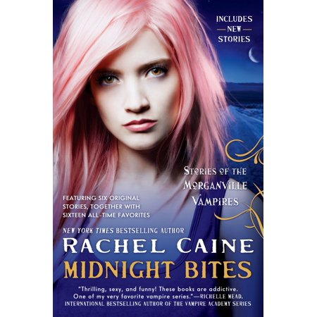 Midnight Bites : Stories of the Morganville (Best Vampire Bite Scenes)