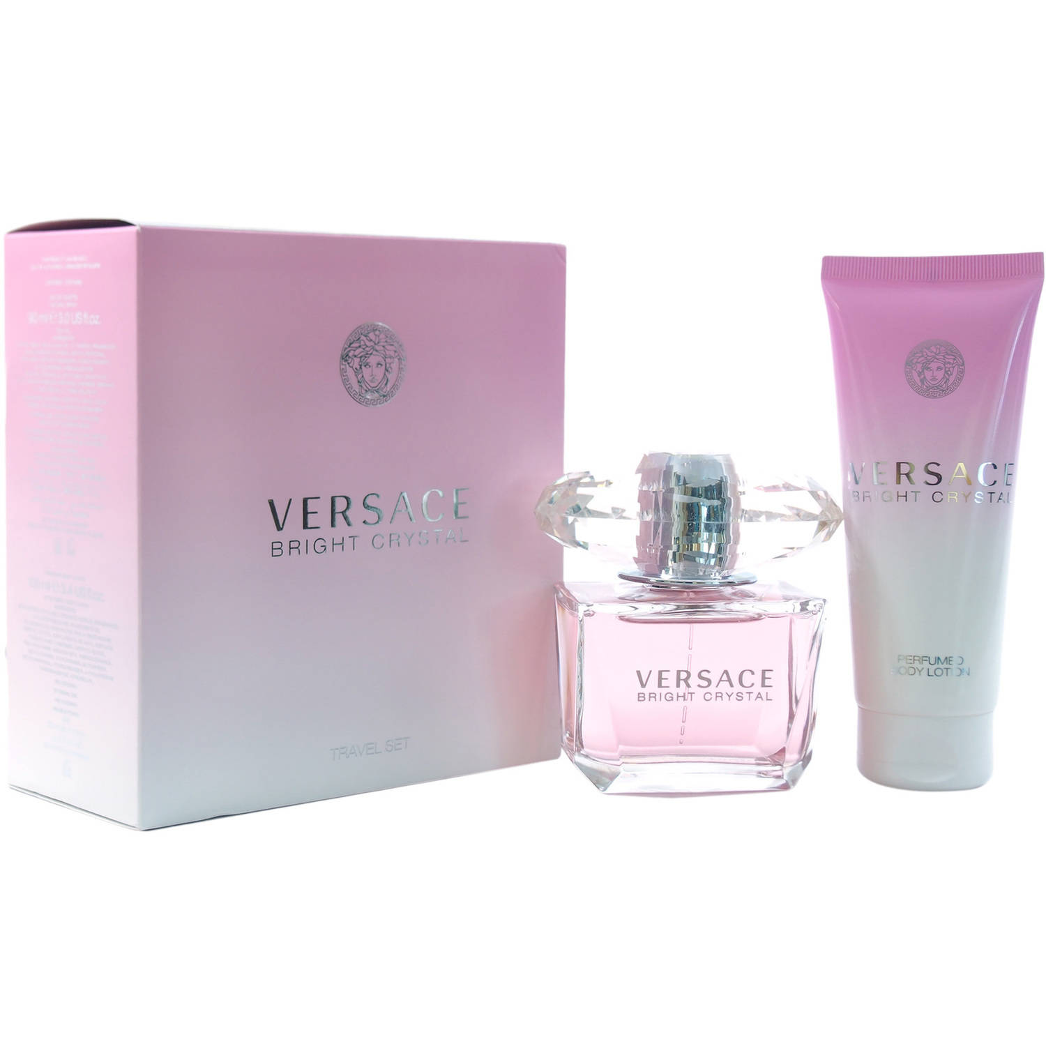 Gianni Versace Gift Set Versace Bright Crystal By Gianni Versace ...