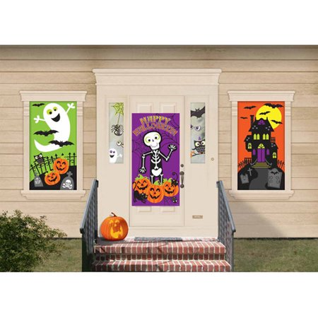 Halloween Fun Mega Decorating Kit (Each) - Party Supplies](Halloween Party Supplies Uk)