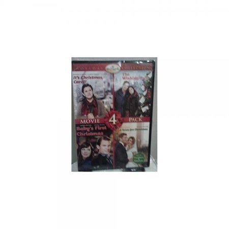 (Hallmark Holiday Collection 4 Pack (Its Xmas Carol,The Wishing Tree,Babys First Xmas,A Bride 4 Xmas))