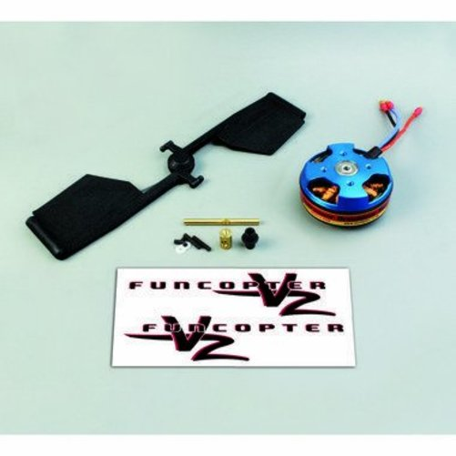 V2 Upgrade Kit: Funcopter