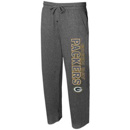 Green Bay Packers Concepts Sport Quest Knit Lounge Pants - Heathered Charcoal