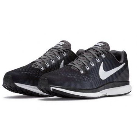 NIKE AIR ZOOM PEGASUS 34 TB SHOES, BLACKDARK GREYWHITE, 15