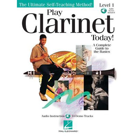 Play Today Plus Pack - Play Clarinet Today! : Level 1 Play Today Plus Pack