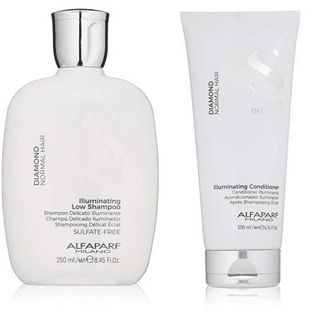 Alfaparf Semi Di Lino Diamond Shine Illuminating Hair Shampoo +