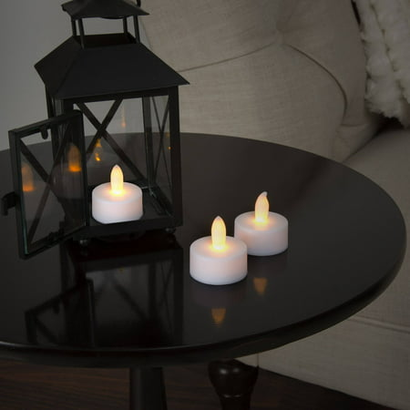 Lavish Home 24-Piece LED Tea Light Candle Set
