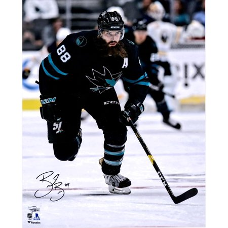 new product e7068 48262 Brent Burns San Jose Sharks Autographed 16