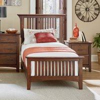 Modern Mission Bed Set, Multiple Sizes