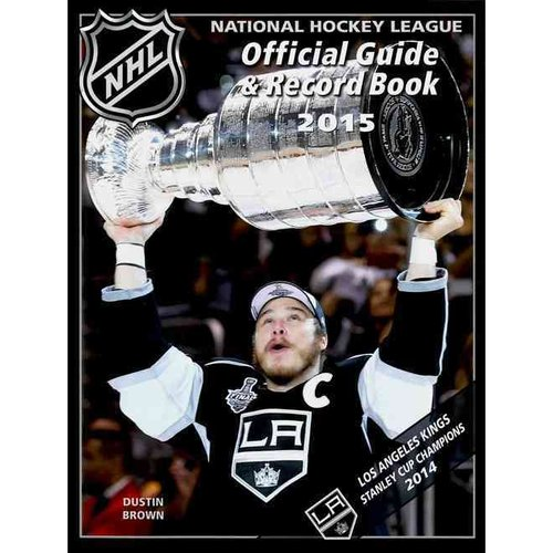 The National Hockey League Official Guide & Record Book 2015