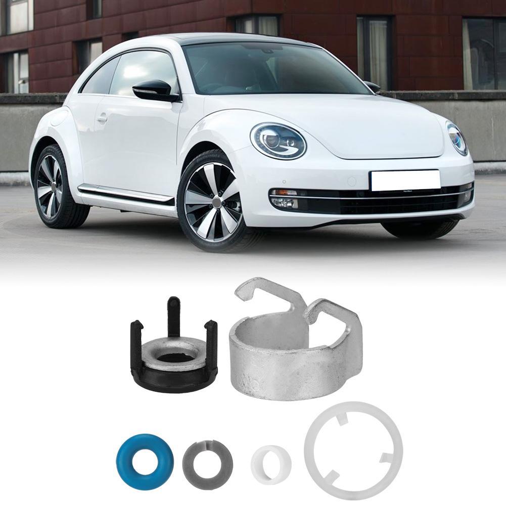 4 Sets Fuel Injectors Seals Repair Kit For VW Beetle Jetta Passat Tiguan