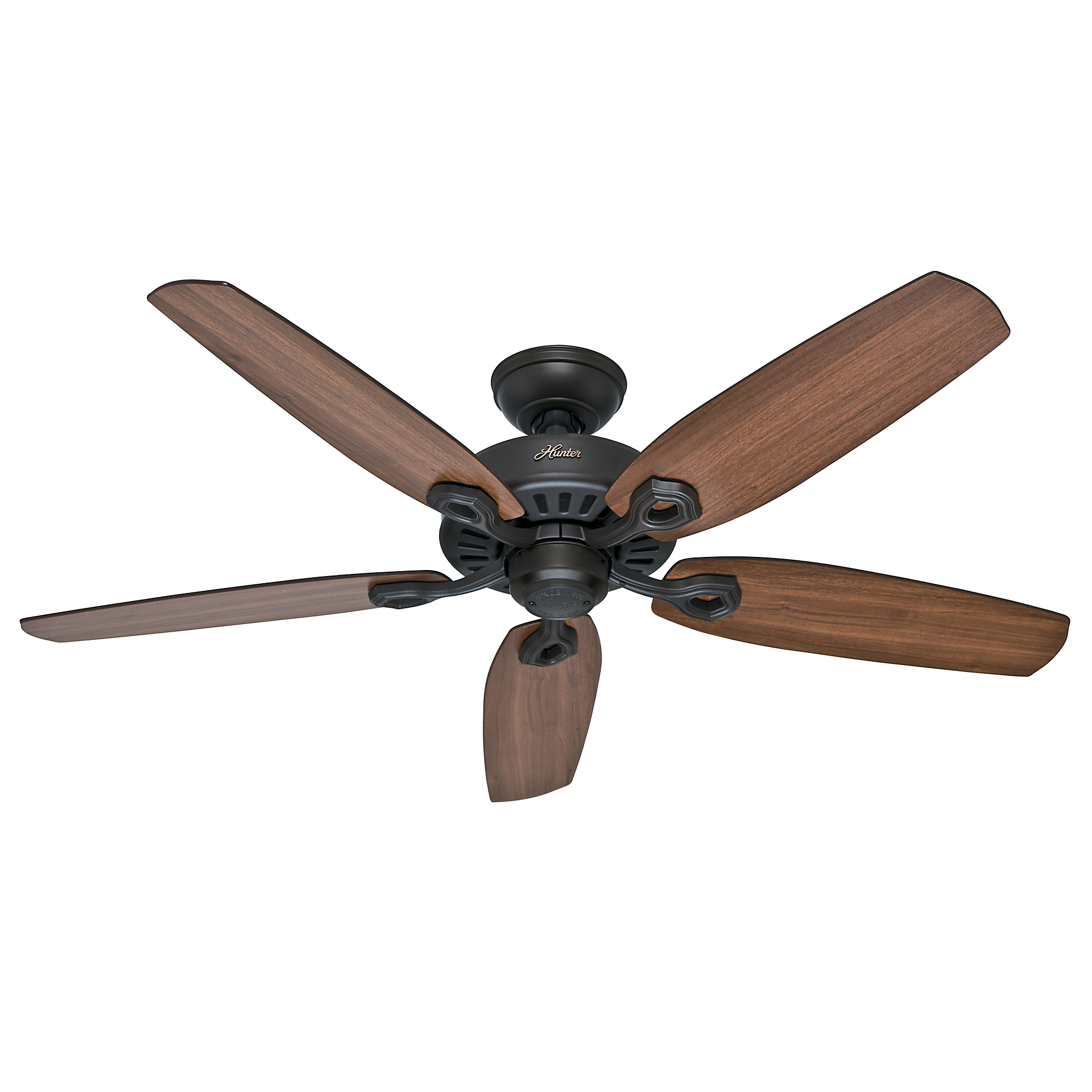 "Hunter 52"" Builder Elite New Bronze Ceiling Fan"