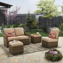 Better Homes and Gardens 5 Pc. Outdoor Sectional Set