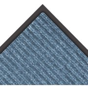 NOTRAX 109S0035BU Carpeted Entrance Mat,Blue,3ft. x 5ft.
