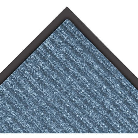 2 X 3 Slate Blue Notrax 109 Brush Step Entrance Mat for Home or Office