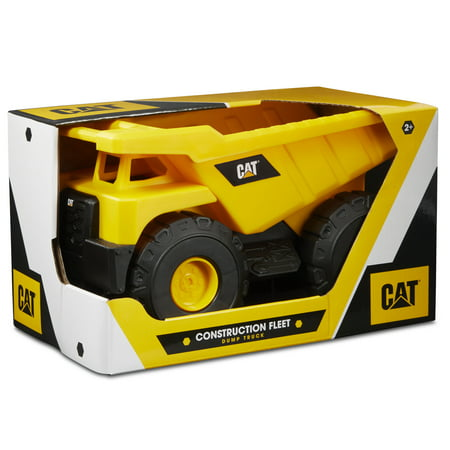 CAT Construction Fleet Dump Truck