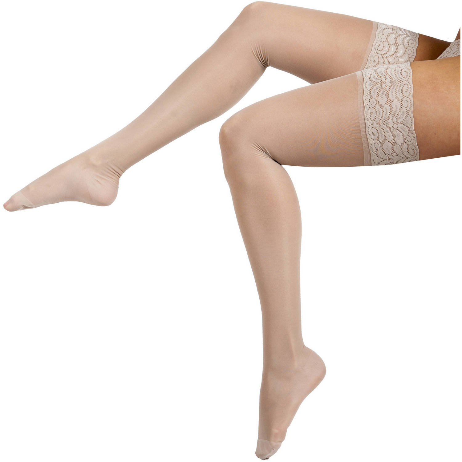 23-30 mmHg ITA-MED Sheer Pantyhose Compression Support Stockings