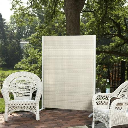 Outdoor Wicker Resin Room Divider