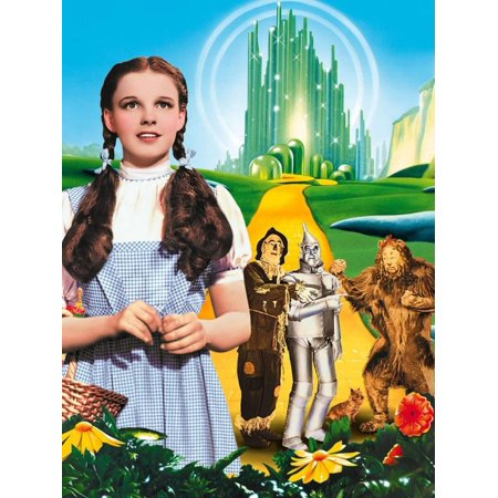 The Wizard of Oz, 1939 Print Wall Art